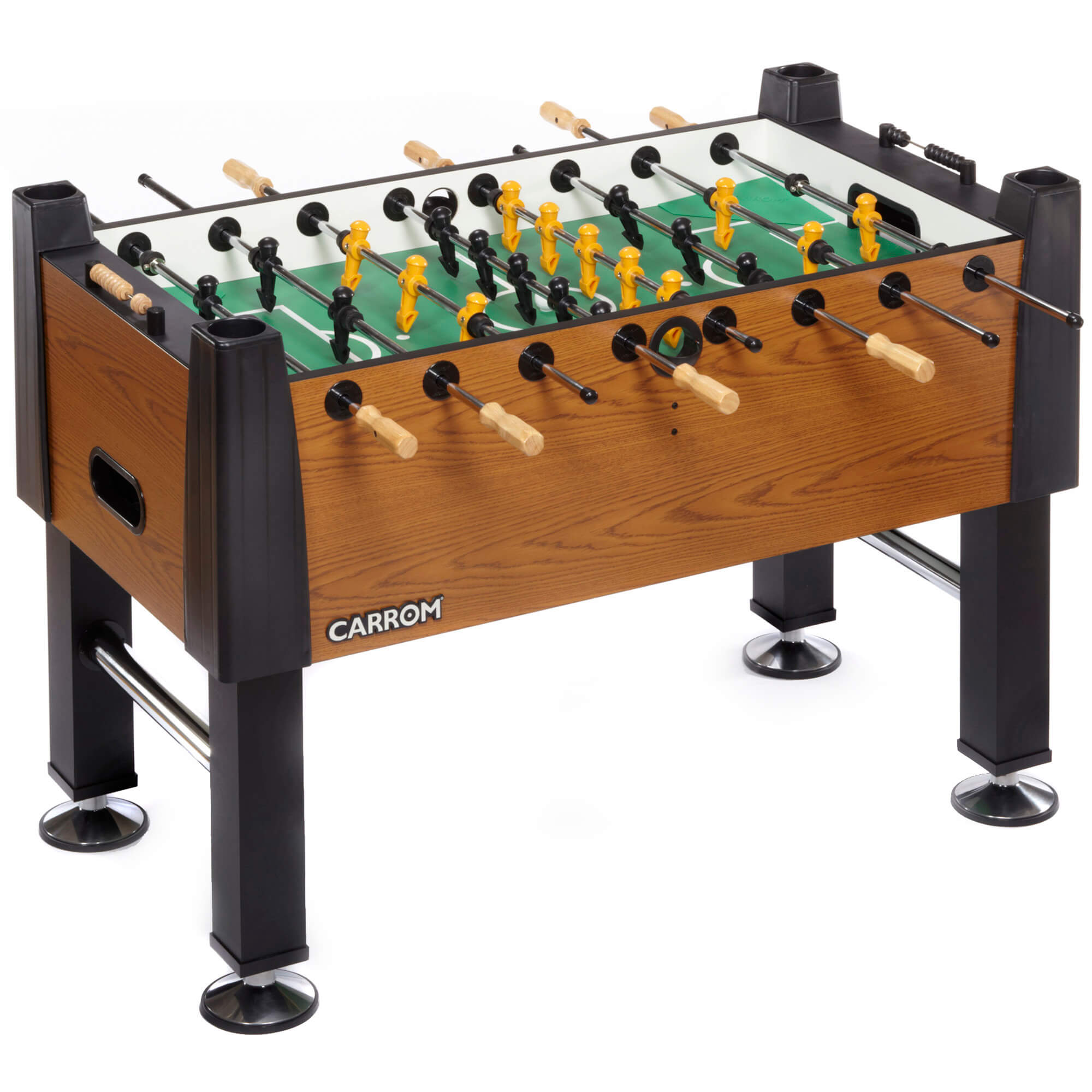 Carrom Signature Foosball Table Carrom 525 Signature