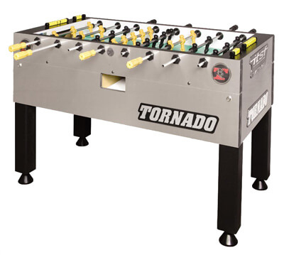 Tornado tournament 3000 foosball table review best for Table 09 reviews