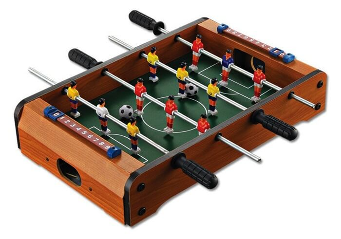 Choosing The Best Foosball Table U2013 A Buying Guide