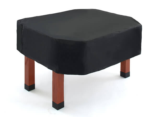Foosball Table Cover Classic Black Base
