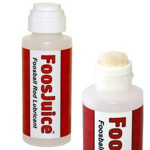 foosjuice silicone foosball rod lubricant
