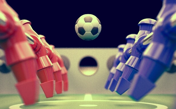 Foosball Rules How To Play Basics Plus Tournament Rules