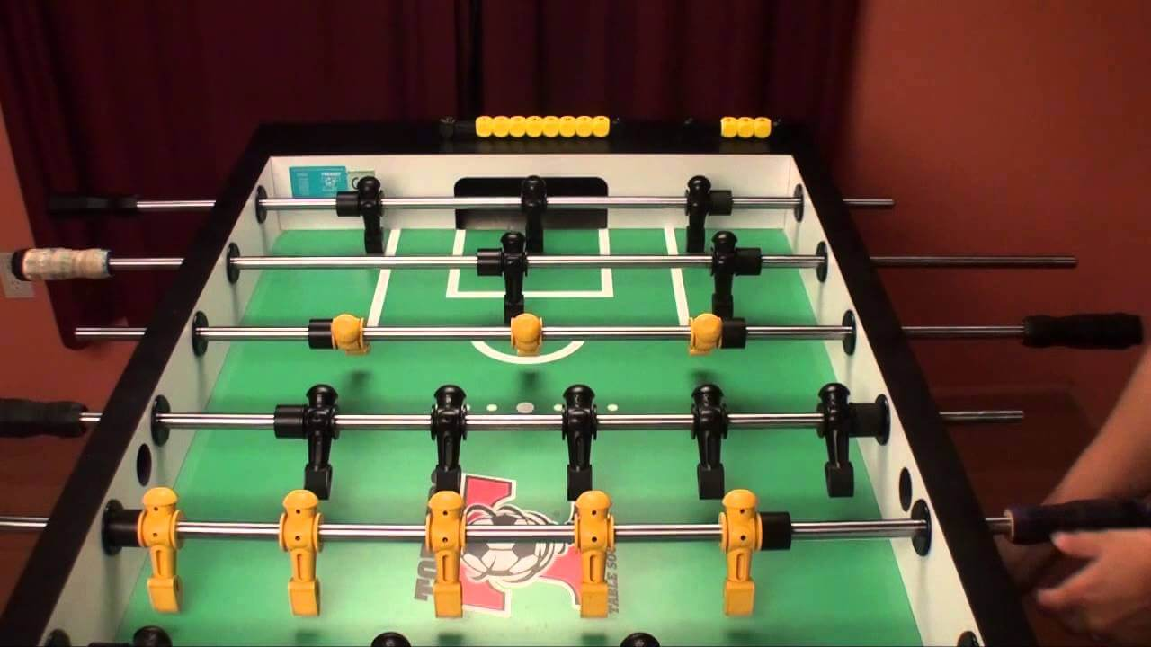 Most Effective Foosball Strategies