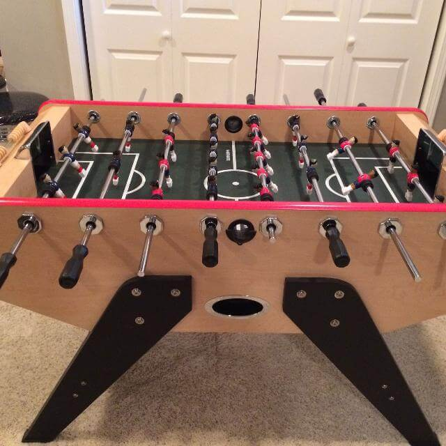 harvard nxg foosball table