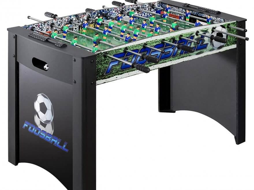 hathaway playoff 4 foot foosball table for kids