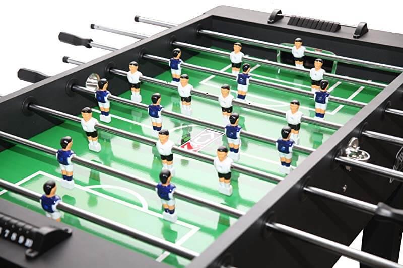 kick triumph foosball table top